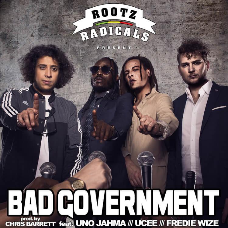 Rootz Radicals – Live Tour