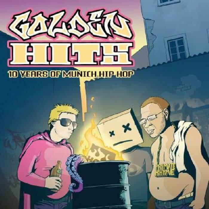 "Tramp Records veröffentlicht den Sampler ""Golden Hits"""
