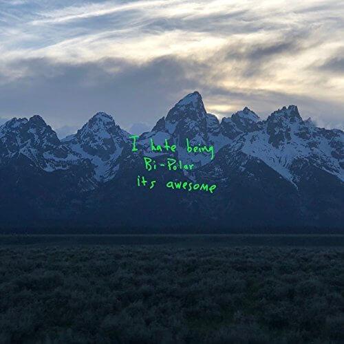 """Kanye West mit neuem Album """"ye"""""""
