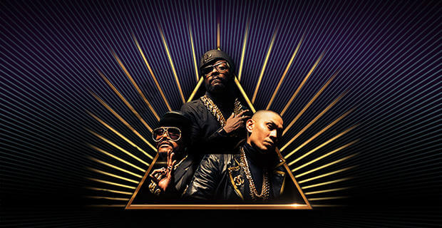 Black Eyed Peas kommen 2018 auf Tour!