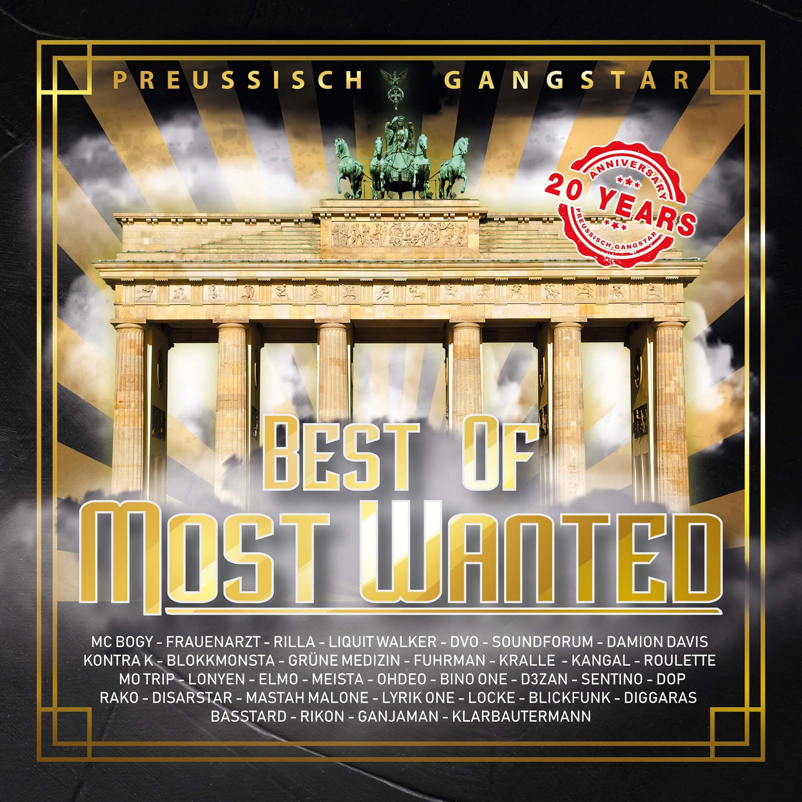 Preussisch Gangstar – Best Of Most Wanted