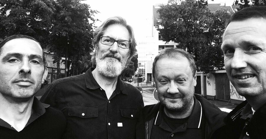 """The WheelWalkers aus Köln präsentieren ihr Debütalbum """"Can't Fake It"""""""