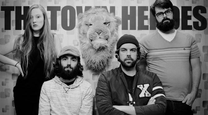 The Town Heroes – das Album wird heiss erwartet