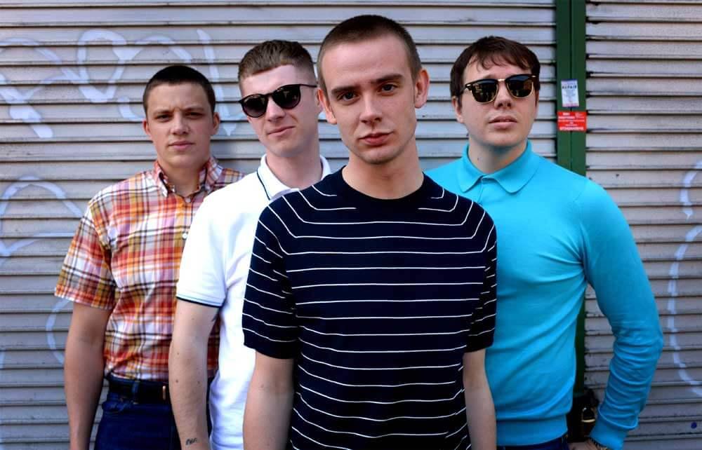 The Spitfires – Britischer Indie-Rock aus Watford