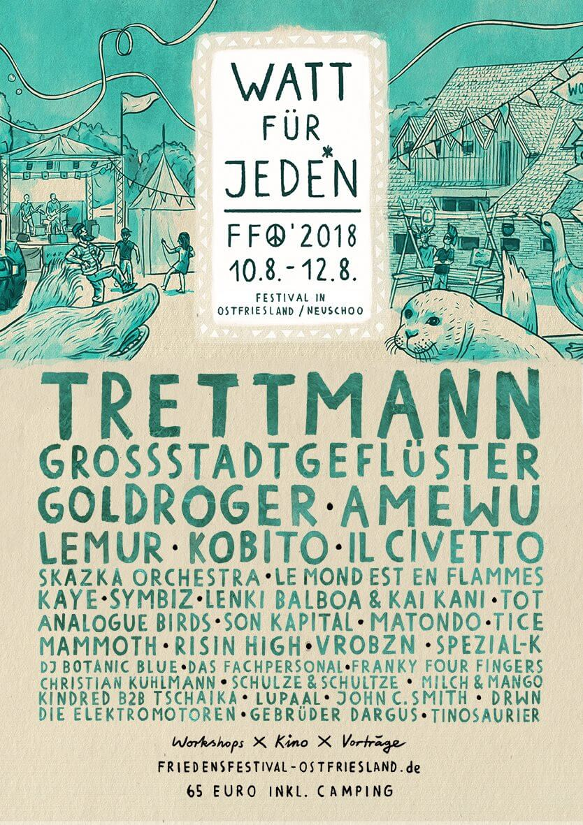 Watt Für Jede*n! Festival 2018