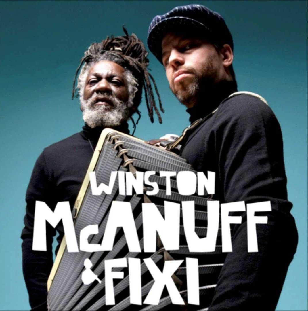 Winston McAnuff & Fixi veröffentlichen ihr drittes gemeinsames Album