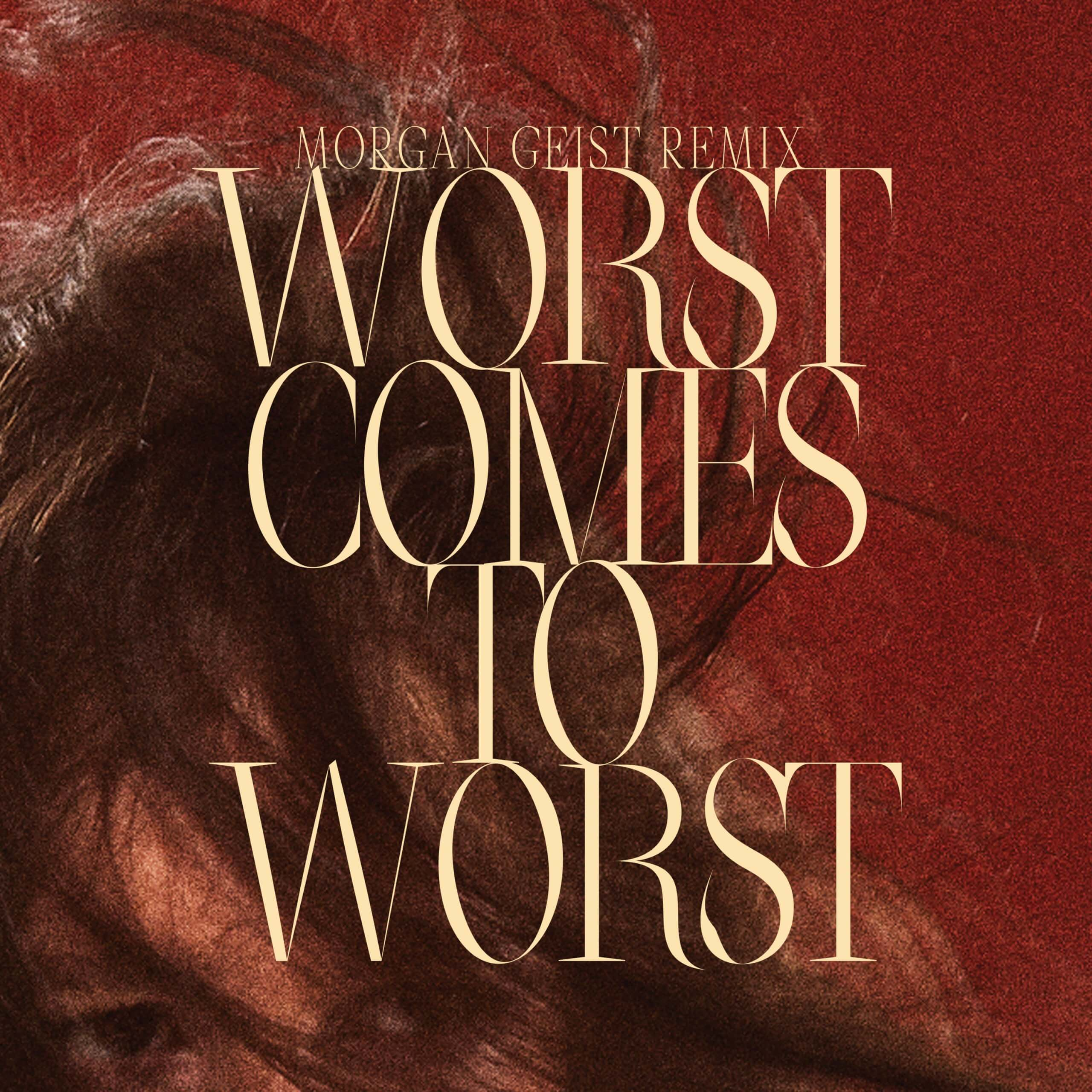 Marie Davidson & L'Œel Nu – Worst Comes To Worst